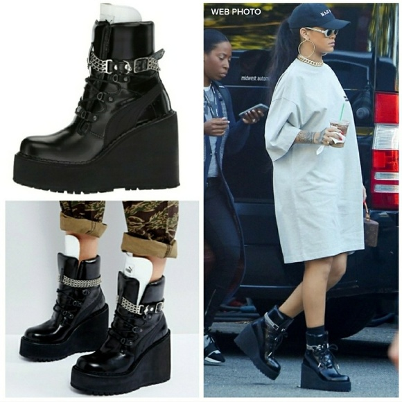 Puma Fenty X Rihanna Sneaker Boot